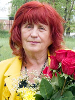 Лидия Николаевна Артамонова